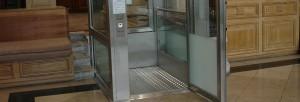 Dimensions ascenseur