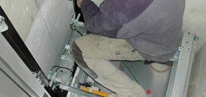 entretien d'ascenseurs